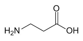 BetaAlanine_formula